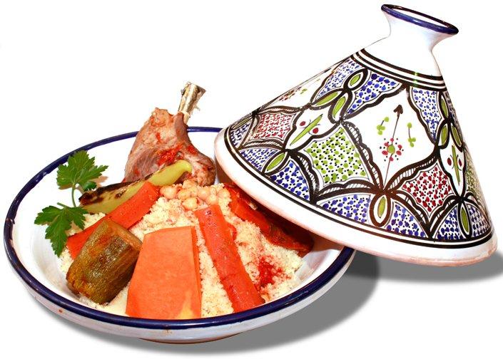 El Basha in Den Haag serveert Oosterse gerechten