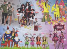 Ook voor carnavalartikelen moet u bij De Kippenboer zijn