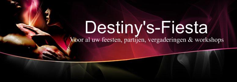 Destiny's Fiesta in Amsterdam