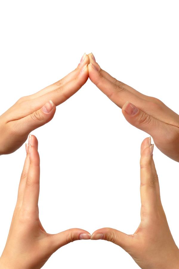 De woningbouwvereniging kan je aan een sociale huurwoning helpen.