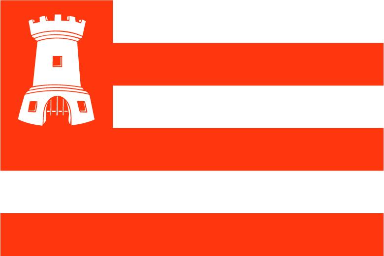 Vlag van Alkmaar