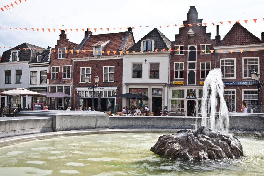 Hof-plein Amersfoort