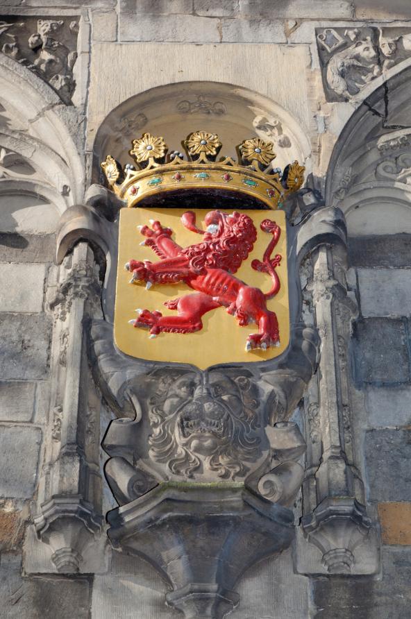 Het wapen van Delft