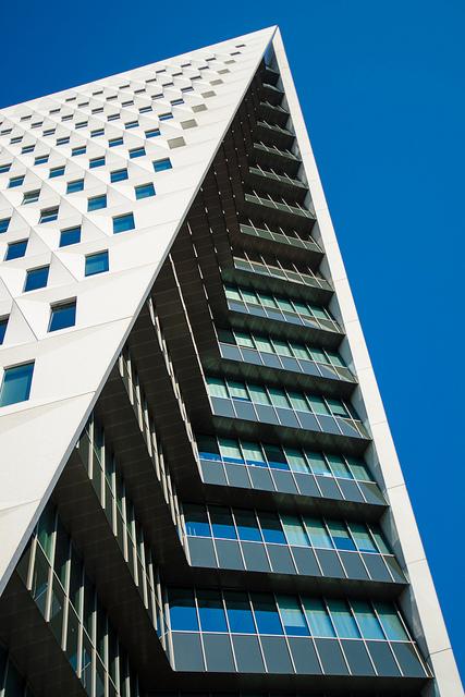 Stadsdeelkantoor in Den Haag