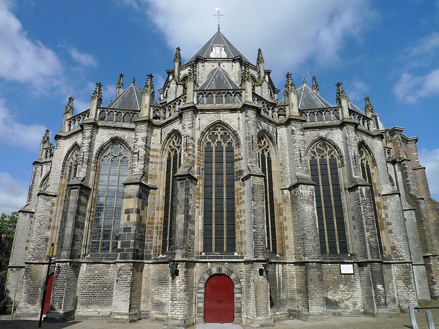 Grote Kerk in Dordrecht