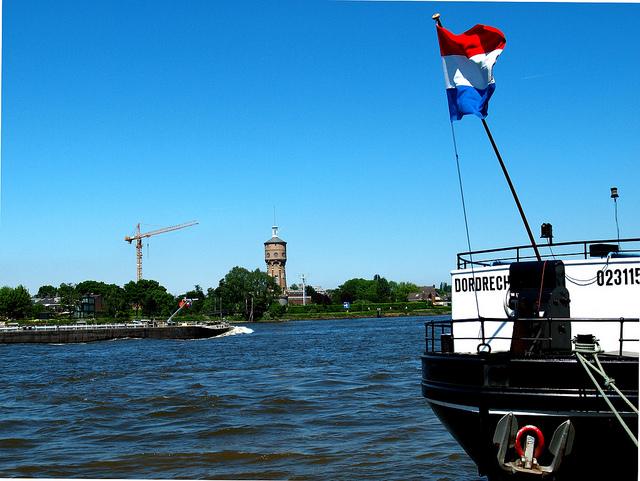Water in Dordrecht