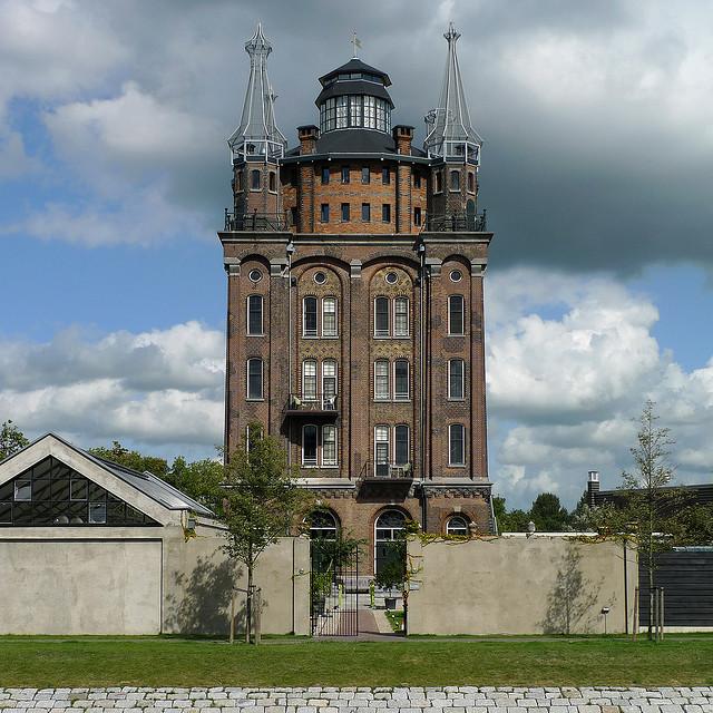Watertoren Dordrecht