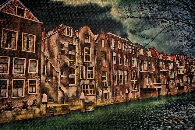 Schilderij Dordrecht