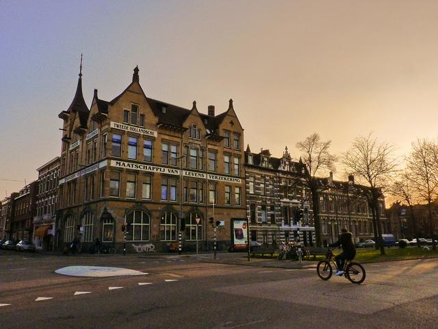 Gebouw in Haarlem