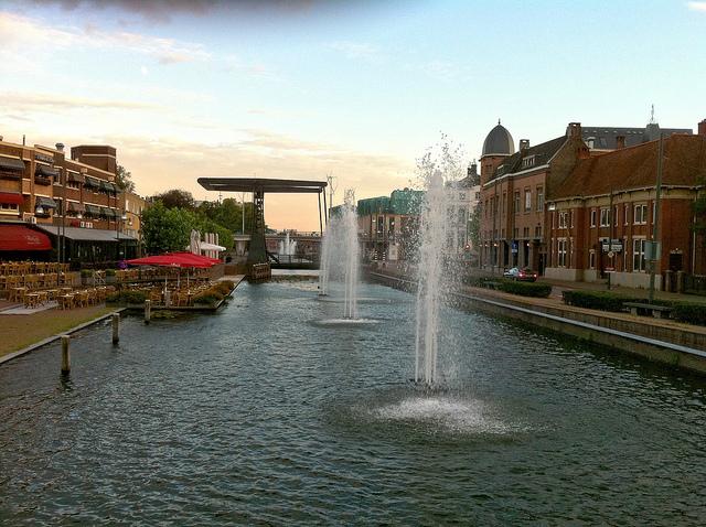 Water in Helmond