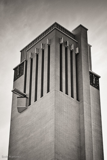 Klok Raadhuis Hilversum