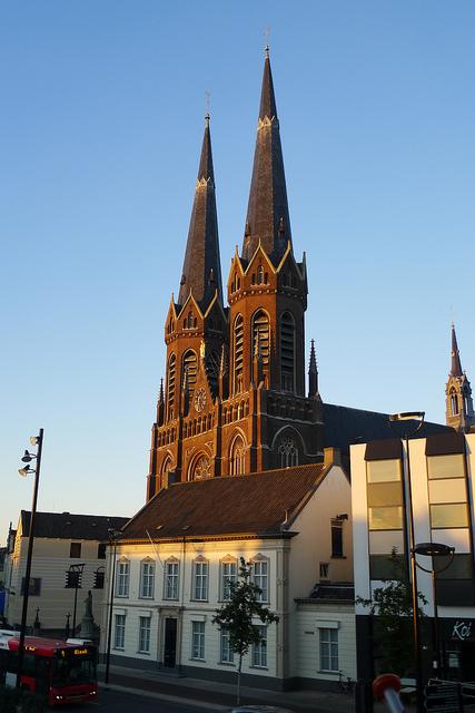 Heuvelse kerk Nijmegen