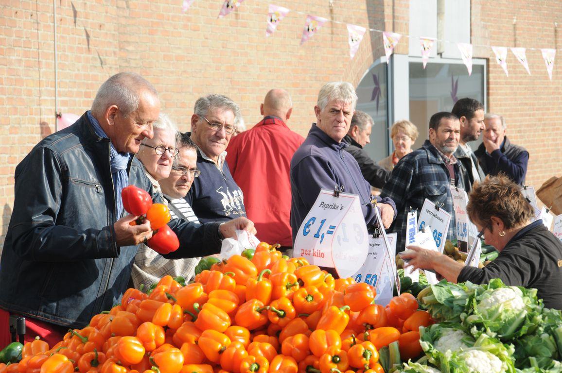 Weekmarkt Vlissingen